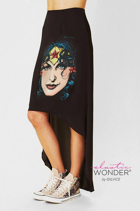 Unique Wonder Woman Tutu Skirt Dress - 340145 | Trendyhalloween.com