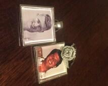 Custom Photo Charms / Slider Bracelet Charms / Pandora Bracelet Charms
