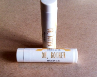 Oh, Bother Lip Balm - Honey