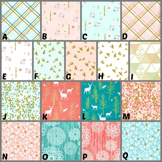 final design of your own baby bedding | Custom Nursery Bedding / Design Your Own / Crib by ...