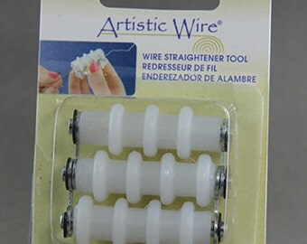 Nylon Wire Straightener from Artistic Wire  (WR228)