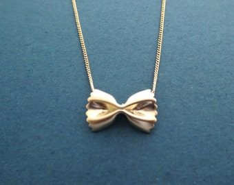 Gold/ Silver, Pasta, Necklace