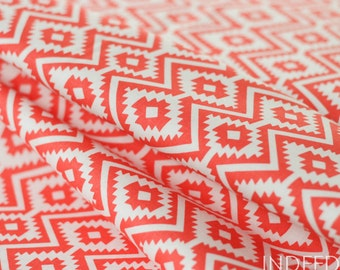 CLEARANCE- 40% Off // Eduardo Coral, Fiesta Collection from Michael Miller Fabrics, Quilting Weight Cotton