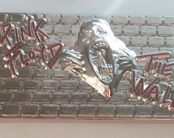 Pink Floyd - The Wall - 3D Pin