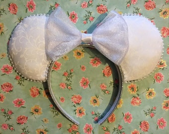 Bride Minnie Ears