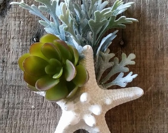 Smaller Starfish Boutonniere