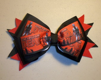 The Walking Dead Red Bow