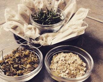 Herbal Tea Bath - Revitalise