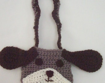 Childs puppy dog bag/purse
