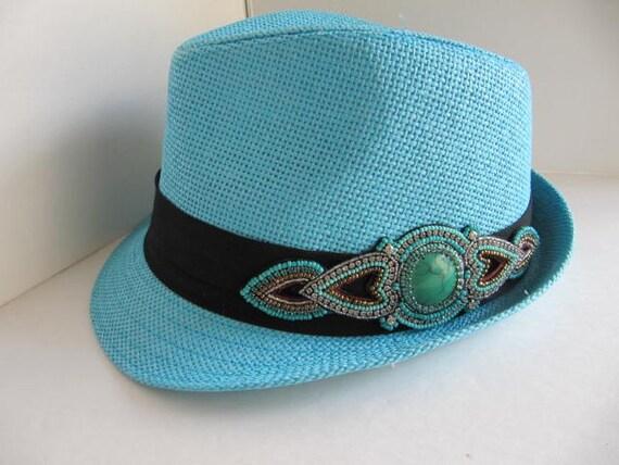fedora hats fedora hats s hats easter hat teal