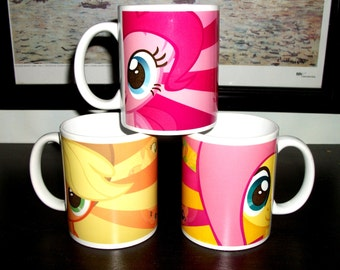 FREE SHIPPING My Little Pony Mug