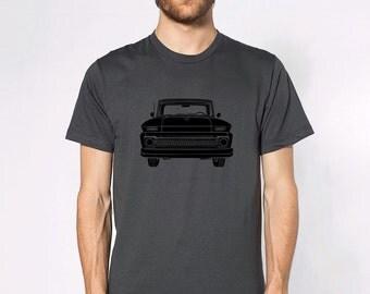 KillerBeeMoto: Vintage 1960's Era American Pick-Up Truck Short & Long Sleeve Shirt