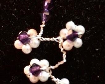 Pearl Motif Earrings