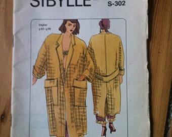 Sibylle pattern of 1980s GDR