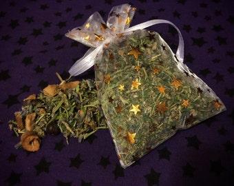 Renewal Herbal Sachet, Ritual Work