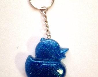 Customizable Ducky Keychain