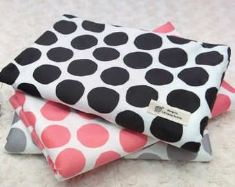 Microfiber Soft Cuddle Minky Fabric in 3 Colors By The Yard