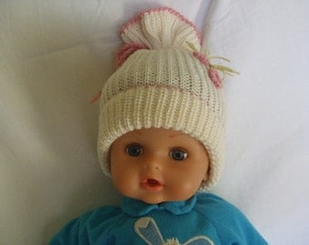 knitted wool baby Cap Hat