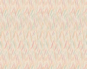 1 Yard Cut - Priory Square by Katy Jones for Art Gallery Fabrics - Pouring Rainbows