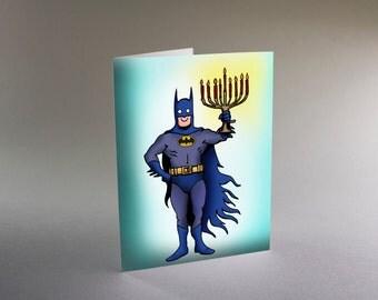 Hanukkah Batman