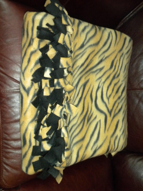 couverture en laine polaire tigre magnifique tigre animal. Black Bedroom Furniture Sets. Home Design Ideas