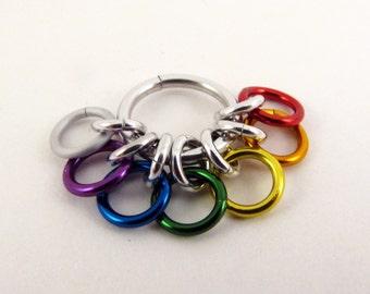 7 Rings - Sock Row Counter