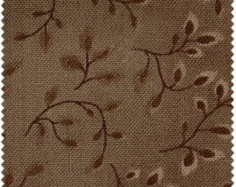 Folio - Bunny Brown by Henry Glass (7755-30) Cotton Fabric Fat Quarter