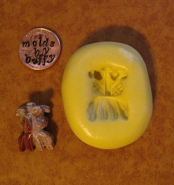 Chinese koi fish silicone flexible mold resin mold by for Koi fish mold