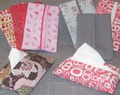Kleenex Facial Tissue Holder Caddy Pouch Pocket Pack Travel Purse