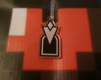 Quest Marker Necklace or Keychain/Phone Charm!