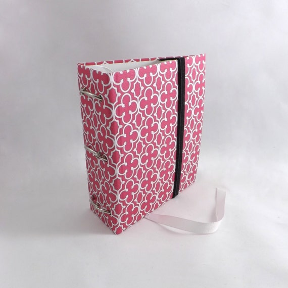 Mini 3 Ring Binder 3 Ring Binder Small Binder Mini Album