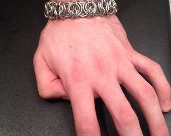 Gridlocked emperors bracelet