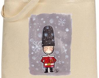 Royal Guard tote bag