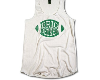 Eric Decker NFLPA Officially Licensed New York Jets Womens Tank Top S-XL Football G