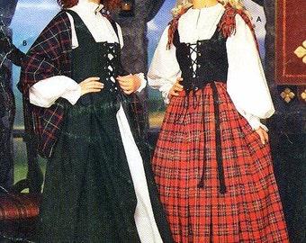 Celtic Renaissance Faire Dress