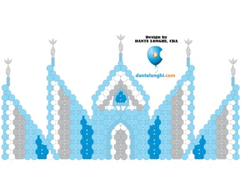 Ice Castle MURAL