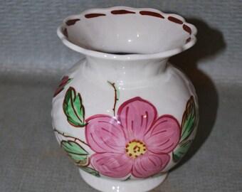 Vintage Blue Ridge China Vase
