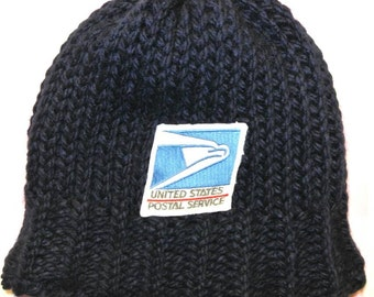 USPS Warm Hat with Fleece in the Inside