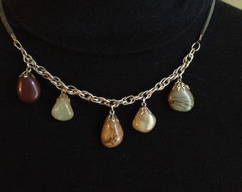 If It Rocks, Wear It! Recycled Necklace