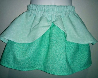 Jasmine Aladdin Arabian Princess Boutique Birthday Party Twirl Twirly Skirt! Every Day Everyday Princess Skirt Costume Park