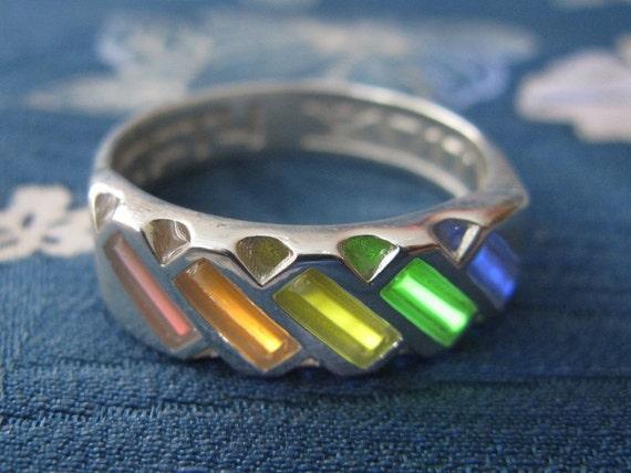 Ring XVII SilverTritium US12