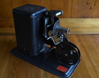 Toy Movie Projector LIndstrom Rare