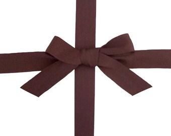 Chocolate Ribbon