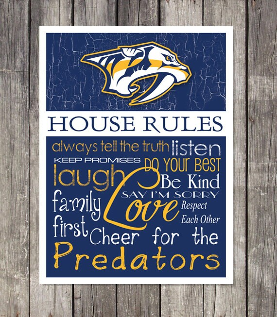 Predators Rules Predators House Rules Art