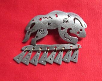 Whimsical Gekko Gecko Pin Brooch Gekko Gecko Jewelry