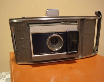 Camera/Polaroid Electric Eye Vintage Land Camera/Model J66/Vintage Cameras/Vintage Electronics