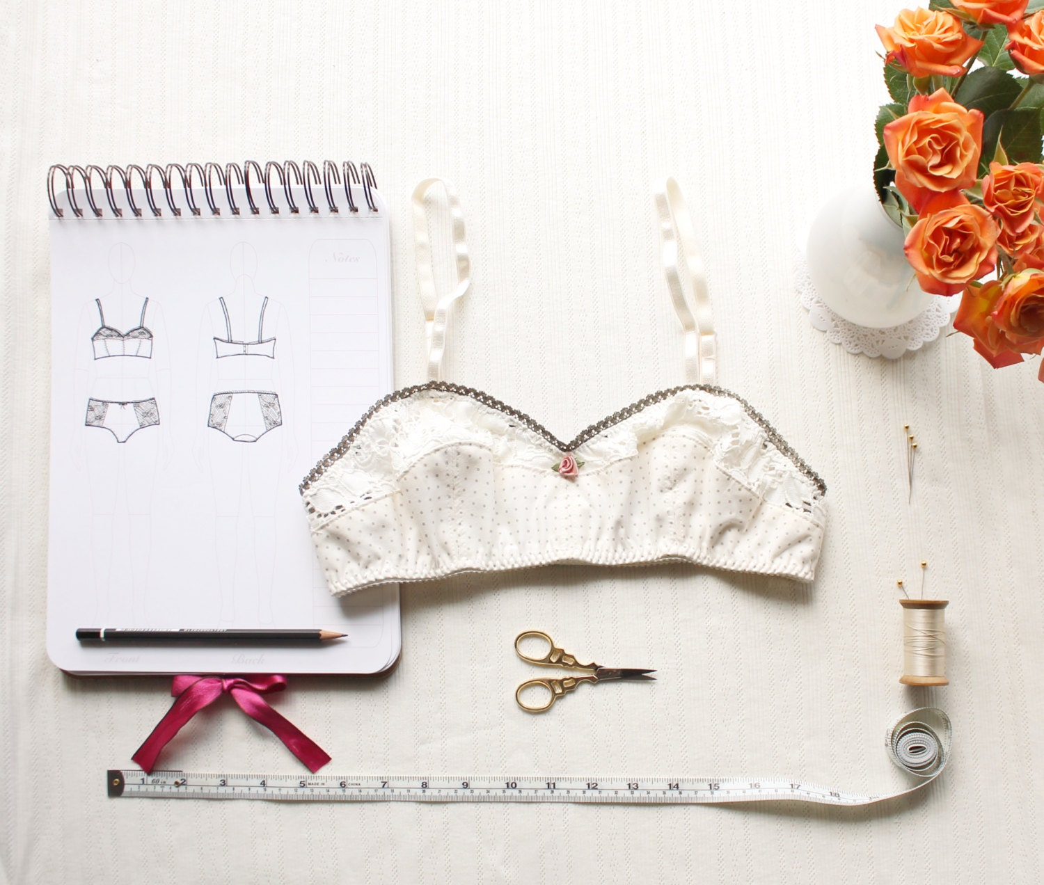 Sewing Pattern Triangles Sewing Pattern Ohhh Lulu