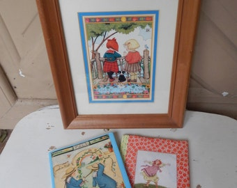 Adorable Mary Englebreit Picture and Book Collection!