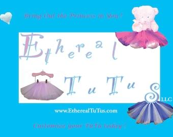 Custom TuTu Skirt