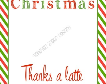 Thanks A Latte Christmas